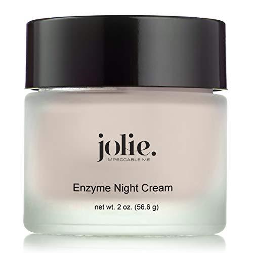 Papaya Enzyme Night Cream - Facial P.M. Moisturizer With Advanced Hydration - All Skin Types - 2 oz. by Treat-ur-Skin