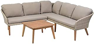 greemotion Murcia Set Lounge da Giardino, Beige