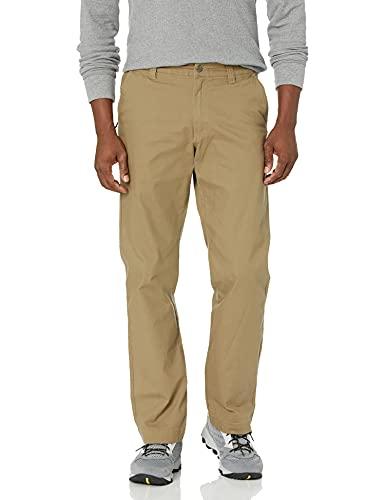 Columbia Men's Flex ROC Pant, Flax, 36x32