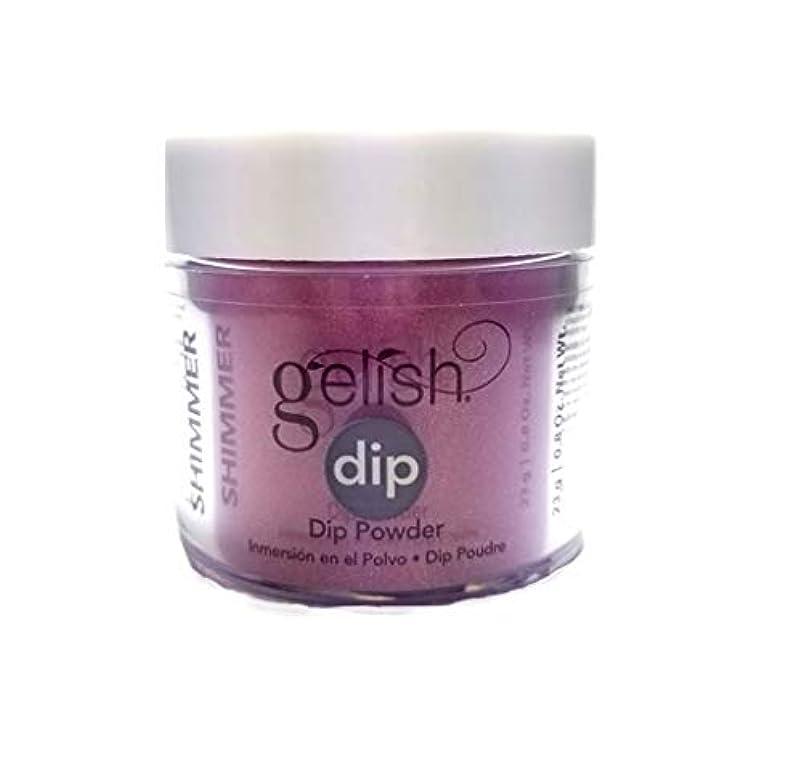 落ち着かないくま一目Harmony Gelish - Dip Powder - A Tale Of Two Nails - 23g / 0.8oz