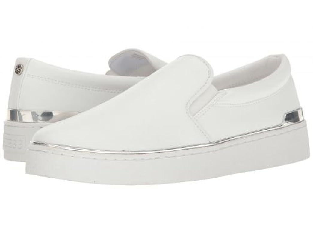 に付ける平方大惨事GUESS(ゲス) レディース 女性用 シューズ 靴 スニーカー 運動靴 Deanda - White [並行輸入品]