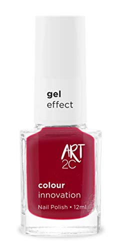 Art 2C - Esmalte de uñas efecto gel, 18 colores, 12 ml, color: City is mine (GE05)