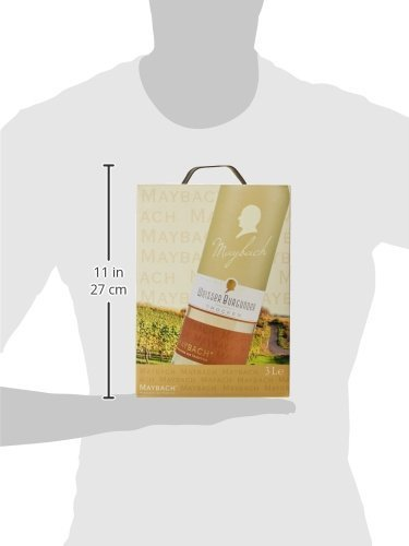 Maybach Weißer Burgunder trocken Bag-in-Box (1 x 3 l) - 2
