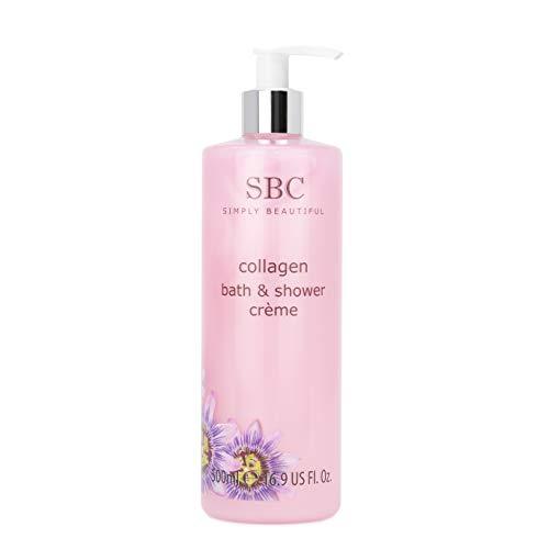 SBC Kollagen Bad & Dusche Crème Gel 500ml