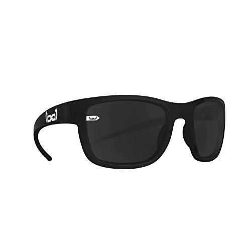gloryfy unbreakable eyewear Gloryfy - Gafas de sol unisex irrompibles (G16, color negro mate)