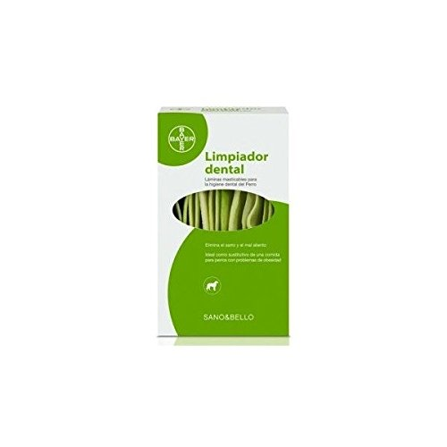 Bayer Sano & Bello Limpiador Dental - 140 gr