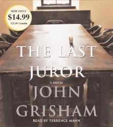 The Last Juror, CD
