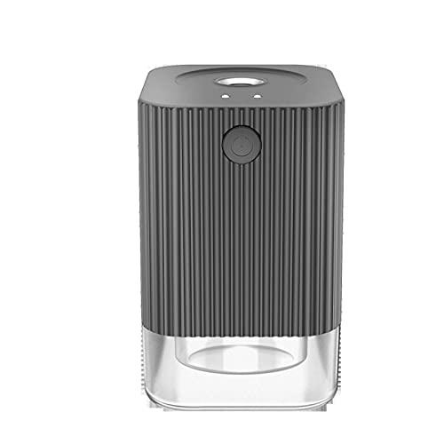Large Dispensador Automático de Alcohol Desinfectante de Manos Rociador de Alcohol por Inducción Infrarroja sin Contacto 150Ml Dispensador Automático de Jabón por Inducción para Hogar