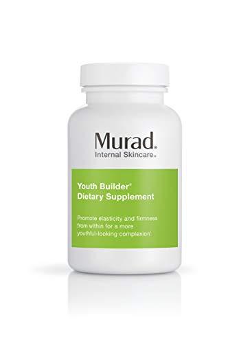 Murad Internal Skincare - Youth Builder Dietary Supplement Tablets for Skin - Skin Elasticity Supplements - Dietary Tablets for Skincare From Within, 120 Tablets