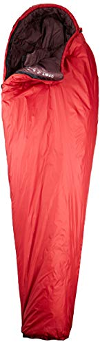 Deuter Unisex-Adult Orbit -5° - SL Schlafsack, Cranberry-Aubergine, One Size
