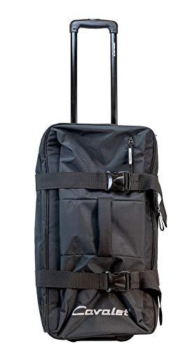 Cavalet Trolley Travel Bag 64 cm, 60 Litre, 2.5 kg Wheeled Bag