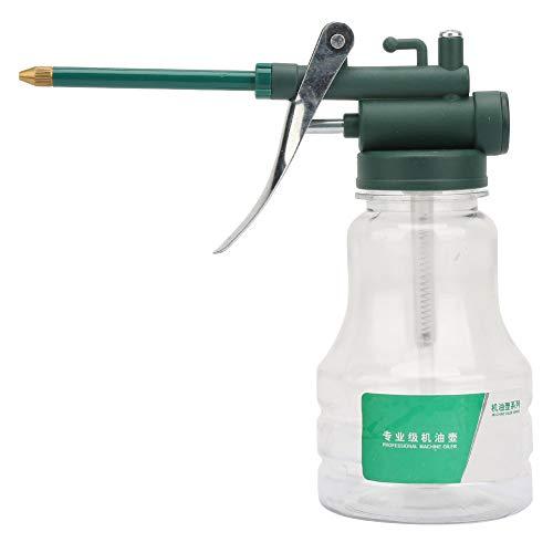 Pistola de pulverización Aceite de lubricación de pico largo Puede olla Aceitera...