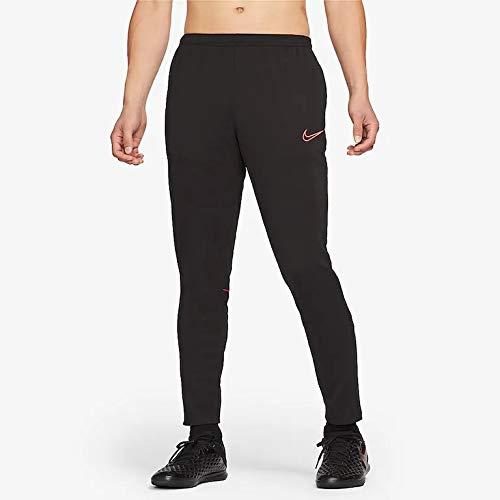 NIKE M NK Dry ACD21 Pant KPZ, Pantalones Hombre, Black/Siren Red/Black/Siren RE, M