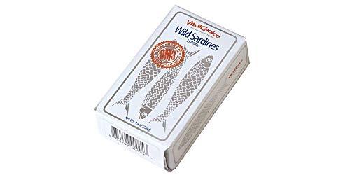 Best sardines wild in water no salt for 2021