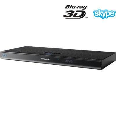 Panasonic DMP-BDT210 Integrated-Wi-Fi 3D Blu-ray DVD Player