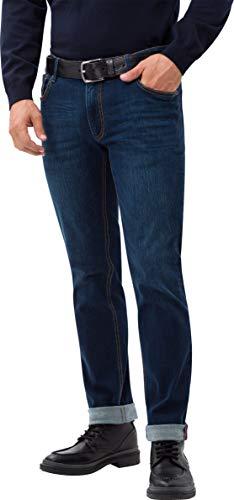 BRAX Herren Style Chuck Five-Pocket hochelastische Hi-Flex-Denim Jeans, MID Blue Used (2019), 36W / 32L