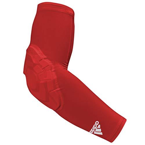 adidas Bracciale da Uomo Padded, Red-SLD, XXXL, S05359