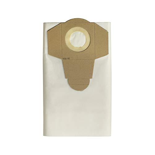 Vacmaster Bolsas universales para aspiradoras húmedas y secas (30 L x 5 bolsas)