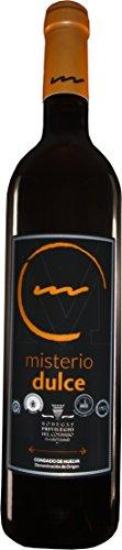 Vino Dulce MISTERIO DULCE - D.O. Condado de Huelva - Variedad Zalema 100% - 6 botellas de 0,75L