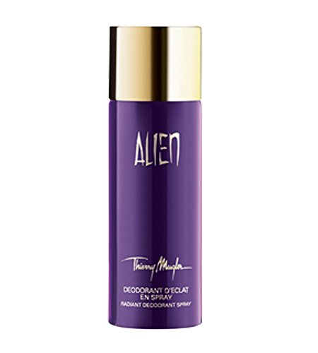 Thierry Mugler Alien deodorant spray for Women, 3.4 oz