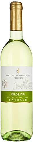 WG Meissen Riesling Sachsen Trocken (6 x 0.75 l)