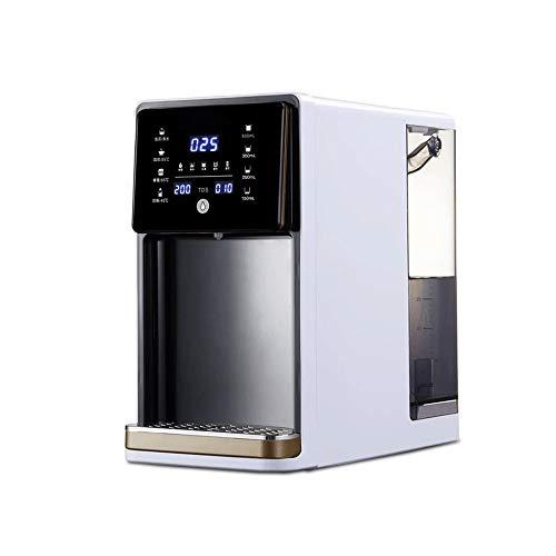 Bdesign Startseite Desktop 3 Sekunden Instant-Heißwasser-Zufuhr Einbau-Free Water Purifier Haushaltsdirekt Trinken und Heizung Integrated Machine, Umkehrosmose