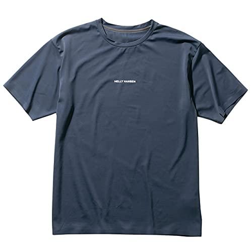 [ヘリーハンセン] Tシャツ ショートスリーブラッシュティー ユニセックス ヘリーブルー WL
