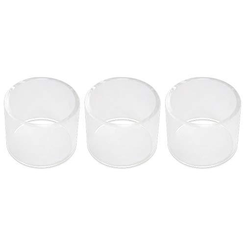 Reemplazo genérico de tanque de vidrio SMOK VAPE PEN 22 (3-Pack), Sin Tabaco y Sin Nicotina