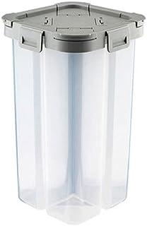 Boîte de rangement scellée à quatre compartiments - Ensemble de contenants de stockage des aliments hermétiques - Conteneu...
