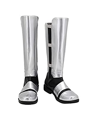 Cosplaybar Mens Darth Revan Boots Shoes Halloween Cosplay Costume (10 M US Male) from Cosplaybar