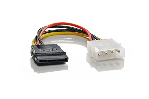 Cabo SATA Forca 15 cm PC-STF015, Plus Cable, Acessórios para Computador