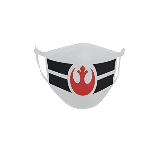 U24 Behelfsmaske Mund-Nasen-Schutz Stoffmaske Maske Rebellen Allianz