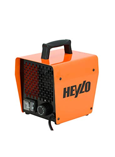 Elektroheizer DE 2 XL Heizer Mobiler Elektroheizer Heylo Gasheizer Ölheizer Bauheizung Lüfter Heizung