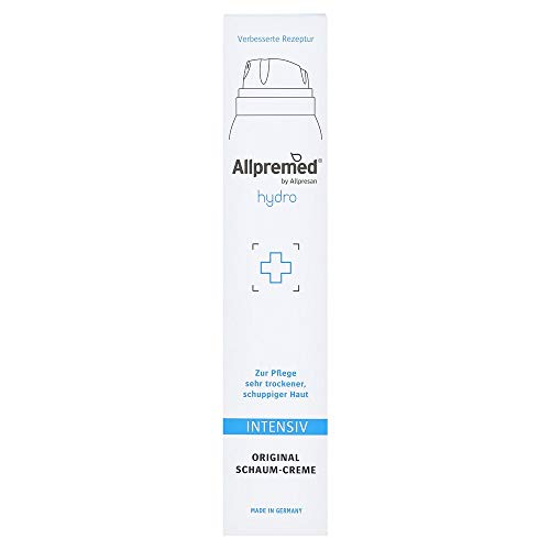 Allpremed hydro INTENSIV (ehemals Allpresan Körper INTENSIVPFLEGE 10%), Original Schaum-Creme, 200 ml