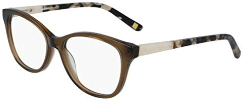 Marchon M-5005, Acetate Gafas de Sol Brown Unisex Adulto, Multicolor, Standard
