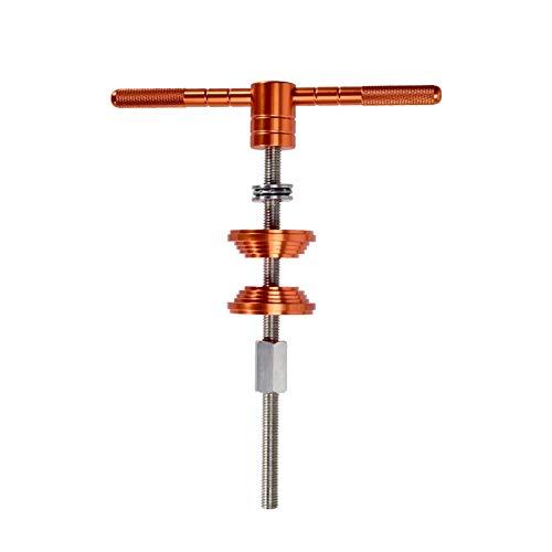 Herramienta de instalación para auriculares de bicicleta - Rodamiento de pedalier universal profesional presiona la herramienta de instalación para auriculares de bicicleta