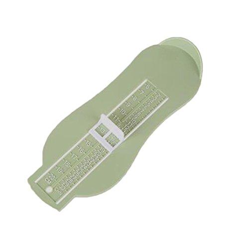 paomo Dispositivo de medición profesional de pies para niños y adultos, 23 x 9 cm