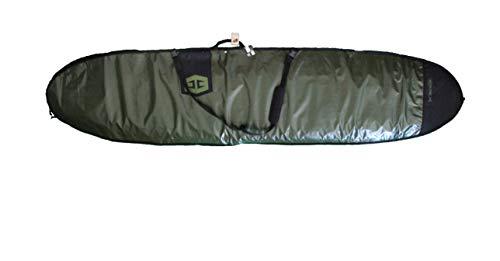 HURRICANE Bolsa de polietileno para tabla de surf (tamaño 8,6), color verde