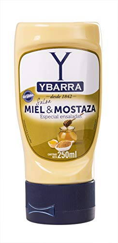 Ybarra - Salsa Miel y Mostaza, 250 ml