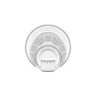 Waterford Lismore Lace Platinum Formal 5-pc. Place Setting