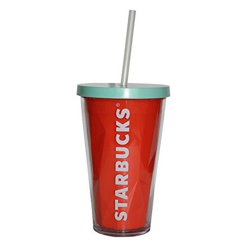 Starbucks beker oranje 16oz