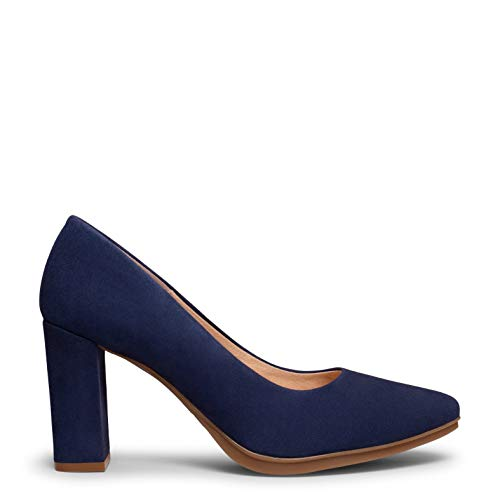 Urban Zapato de tacón Alto Azul Marino