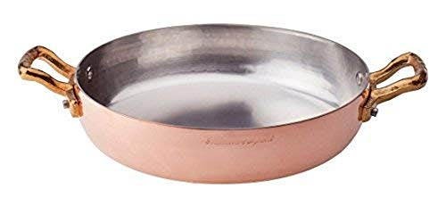 PANS Lämmer: PAN HAMMERED COPPER Durchmesser cm. 24 - AGNM433