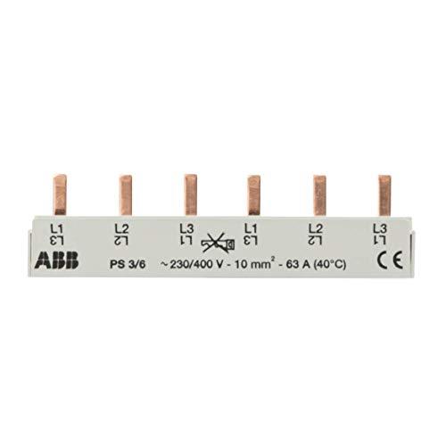 ABB 2CDL231001R1006 Phasenschiene Anzahl Reihen 3 10 mm²