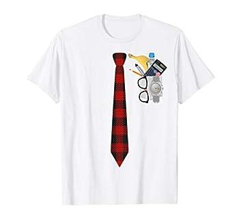 Halloween Nerd Costume T Shirt Funny Geek XO4U Original