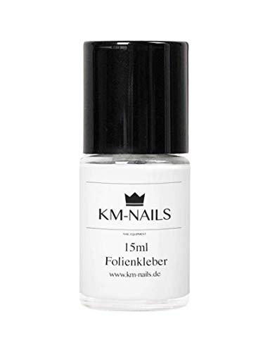 KM-Nails 15ml Folienkleber für Nailartfolien