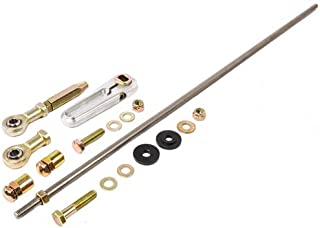 JEGS 60348 Column Linkage Shift Kit GM TH-350 TH-400 & 700-R4 Includes: (1) 20.5