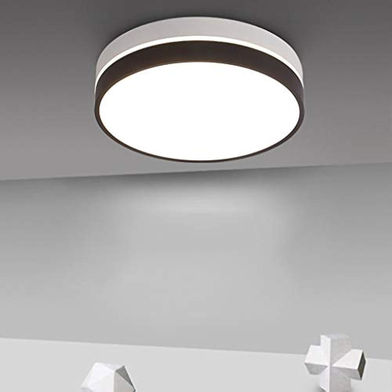 Unbekannt FEI Deckenleuchte runde Schlafzimmerleuchten Moderne einfache Wohnzimmerleuchten Kreative Zimmerleuchten Nordic Geometrische Lichter LED Deckenleuchten