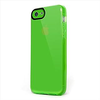 جراب اودويو متوافق مع ابل ايفون 5C/5S ، أخضر
