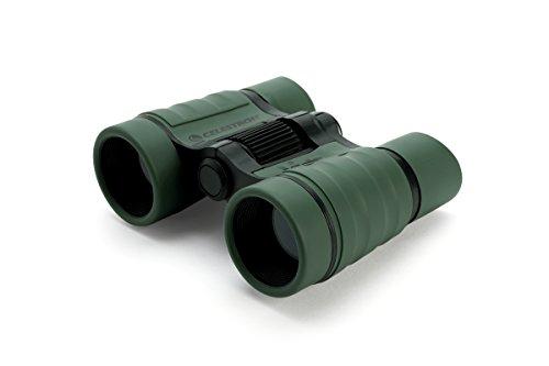 Celestron Kids Let Your Child Explore The Outdoors Binocular, Green (72044)